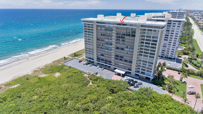 Cloister Del Mar Condo Condo For Sale: 1180 S Ocean Boulevard #Ph-D