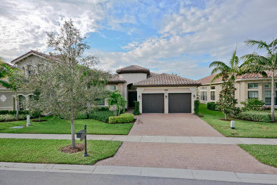 Delray Beach Single Family Home For Sale: 16643 Ambassador Bridge Road