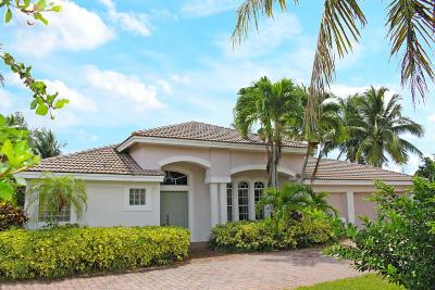 Boynton Beach Single Family Home For Sale: 9716 Plumeria Way