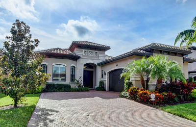 Delray Beach Single Family Home For Sale: 16566 Sagamore Bridge Way #16566