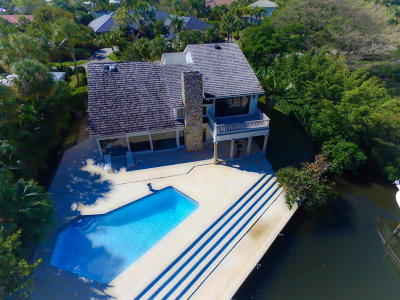 North Palm Beach Single Family Home For Sale