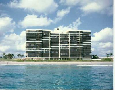 Broward County, Palm Beach County Rental For Rent: 2727 S Ocean Boulevard #1406