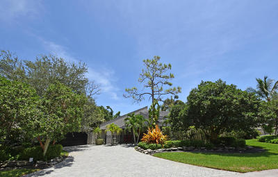 Boynton Beach Single Family Home For Sale: 1378 Partridge Place