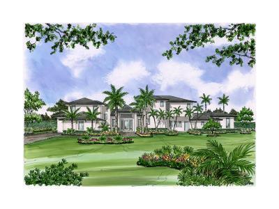 Broward County, Palm Beach County Single Family Home For Sale: 16 Sabal Island Drive
