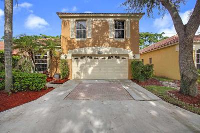 Palm Beach Gardens Single Family Home For Sale: 4038 Dorado Drive