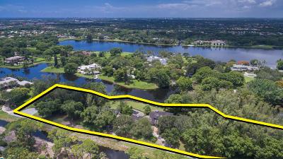 Boca Raton Single Family Home For Sale: 6019 Le Lac Road