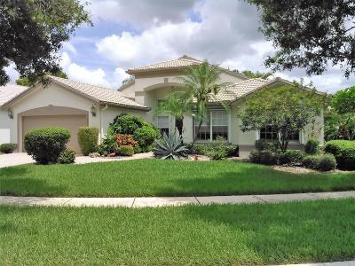 Boynton Beach Single Family Home For Sale: 11662 Pamplona Boulevard