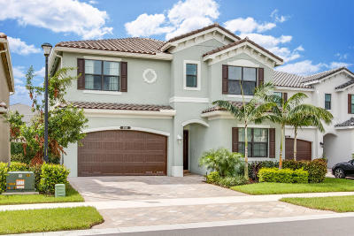 Delray Beach Single Family Home For Sale: 8108 Ironstone Drive