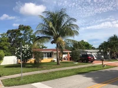 Fort Lauderdale Single Family Home Contingent: 1793 SW 43rd Avenue