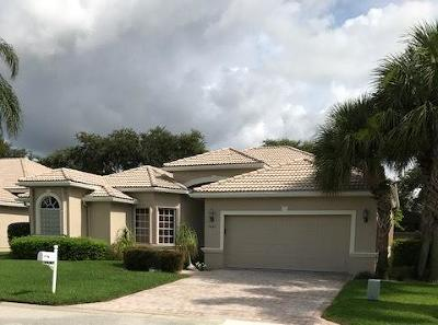 Delray Beach Single Family Home For Sale: 7447 Viale Angelo