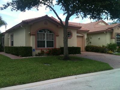 Boca Raton Single Family Home For Sale: 21123 Via Ventura