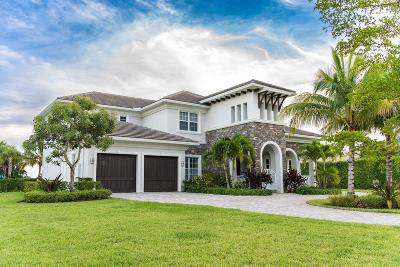 Delray Beach Single Family Home For Sale: 8476 Sawpine Road