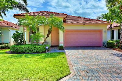 Boynton Beach Single Family Home For Sale: 8182 Bellafiore Way