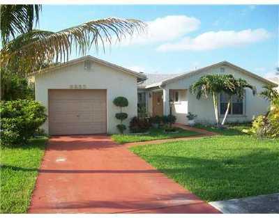 Boca Raton Single Family Home For Sale: 8895 SW 9th Street