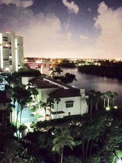 Broward County, Palm Beach County Rental For Rent: 4750 S Ocean Boulevard #909