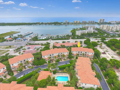 Tequesta Townhouse For Sale: 403 Del Sol Circle