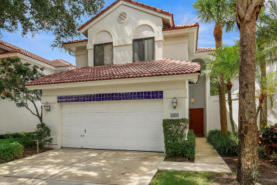 Boca Raton Single Family Home For Sale: 21698 Cromwell Circle
