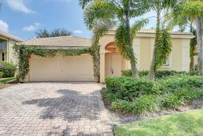 West Palm Beach Single Family Home For Sale: 2076 Cezanne Road
