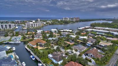 Boca Raton Single Family Home For Sale: 640 NE Broadview Drive