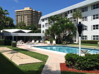 Broward County, Palm Beach County Rental For Rent: 800 E Camino Real #4030