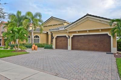Lake Worth Single Family Home For Sale: 10458 Oak Meadow Lane