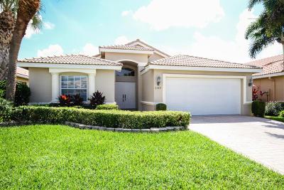 Delray Beach Single Family Home For Sale: 6589 Via Trento