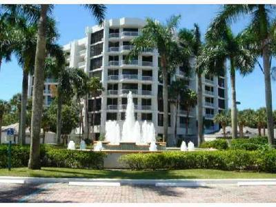 Boca Raton Condo For Sale: 20310 Fairway Oaks Drive #163