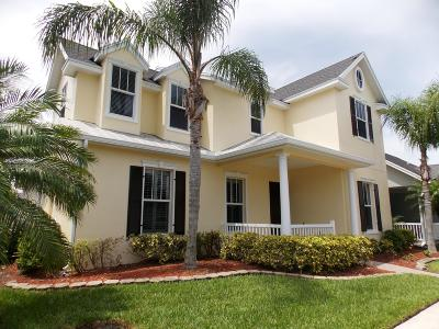 Port Saint Lucie Single Family Home Contingent: 10511 SW Sarah Way