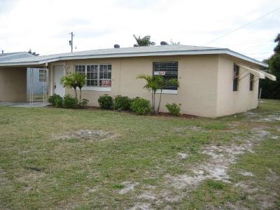 Boynton Beach Single Family Home For Sale: 415 NE 15th Court