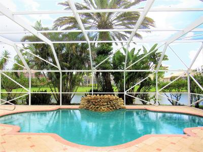 Boca Raton Single Family Home For Sale: 19641 Biscayne Bay Drive