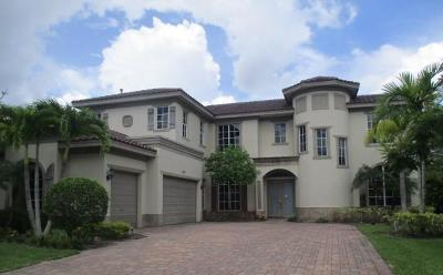 Broward County, Palm Beach County Single Family Home For Sale: 3342 Lago De Talavera
