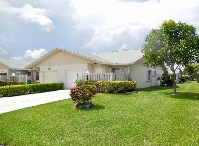 West Palm Beach Single Family Home For Sale: 5385 Glenda Street
