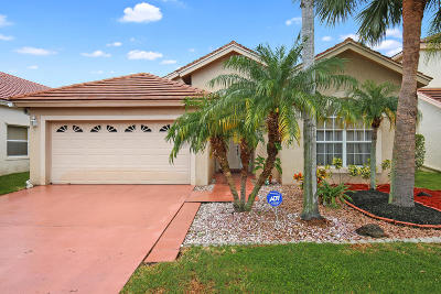 Boca Raton Single Family Home For Sale: 21910 Philmont Court