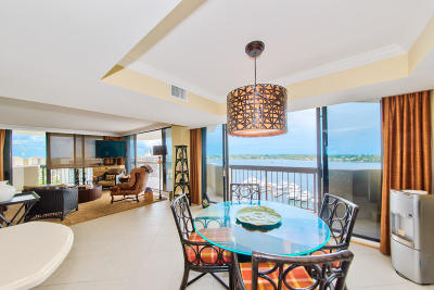 North Palm Beach Condo For Sale: 108 Lakeshore Drive #1539