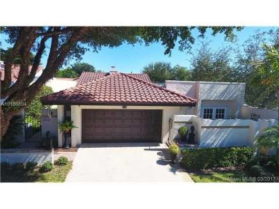 Boca Raton Single Family Home For Sale: 6932 Palmar Court
