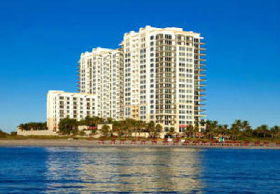 Singer Island Condo For Sale: 3800 Ocean Drive #1413