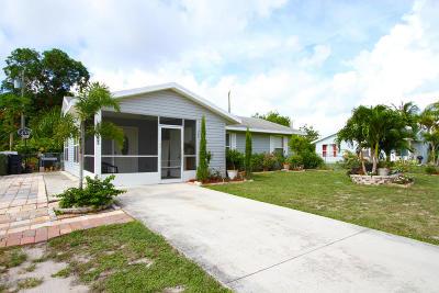 Stuart Single Family Home For Sale: 820 SE 15th Street