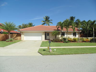 Boca Raton Single Family Home For Sale: 7130 NW 4th Avenue