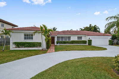 West Palm Beach Single Family Home For Sale: 212 Gray Street