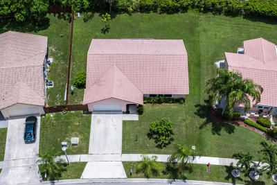 Boca Raton Single Family Home For Sale: 21310 Chinaberry Drive
