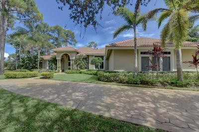 West Palm Beach Single Family Home For Sale: 1808 Breakers West Boulevard
