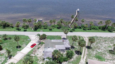 Single Family Home For Sale: 5203 S Indian River Drive