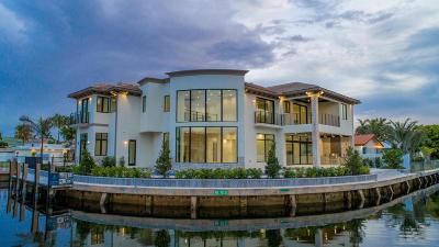 Boca Raton Single Family Home For Sale: 851 NE 70th Street