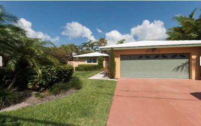 Broward County Rental For Rent: 509 S Riverside Drive