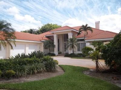 Boca Raton Single Family Home For Sale: 3912 NW 52nd Street