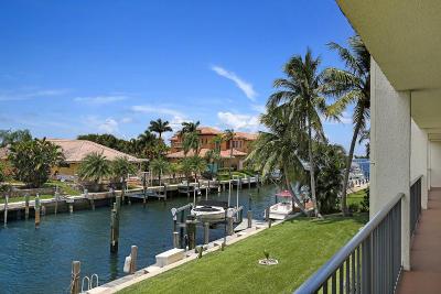North Palm Beach Condo Contingent: 109 Paradise Harbour Boulevard #212