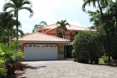 Lake Worth Single Family Home Contingent: 5515 Colbright Road