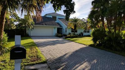 Palm City Single Family Home For Sale: 1250 SW Carl Metz Lane