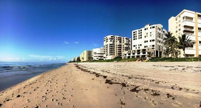 Highland Beach Condo For Sale: 3115 S Ocean Boulevard #301