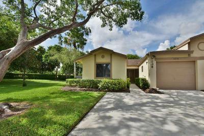 Boca Raton Single Family Home Contingent: 8238 Springview Terrace